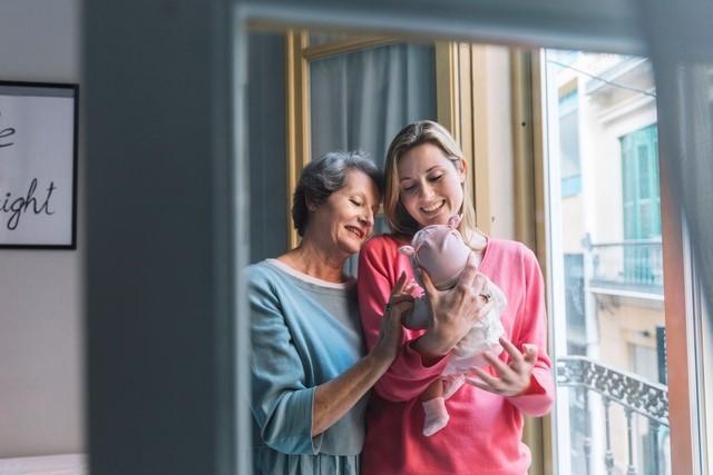 Ser mãe aos 40 é mais fácil ou mais desafiador?