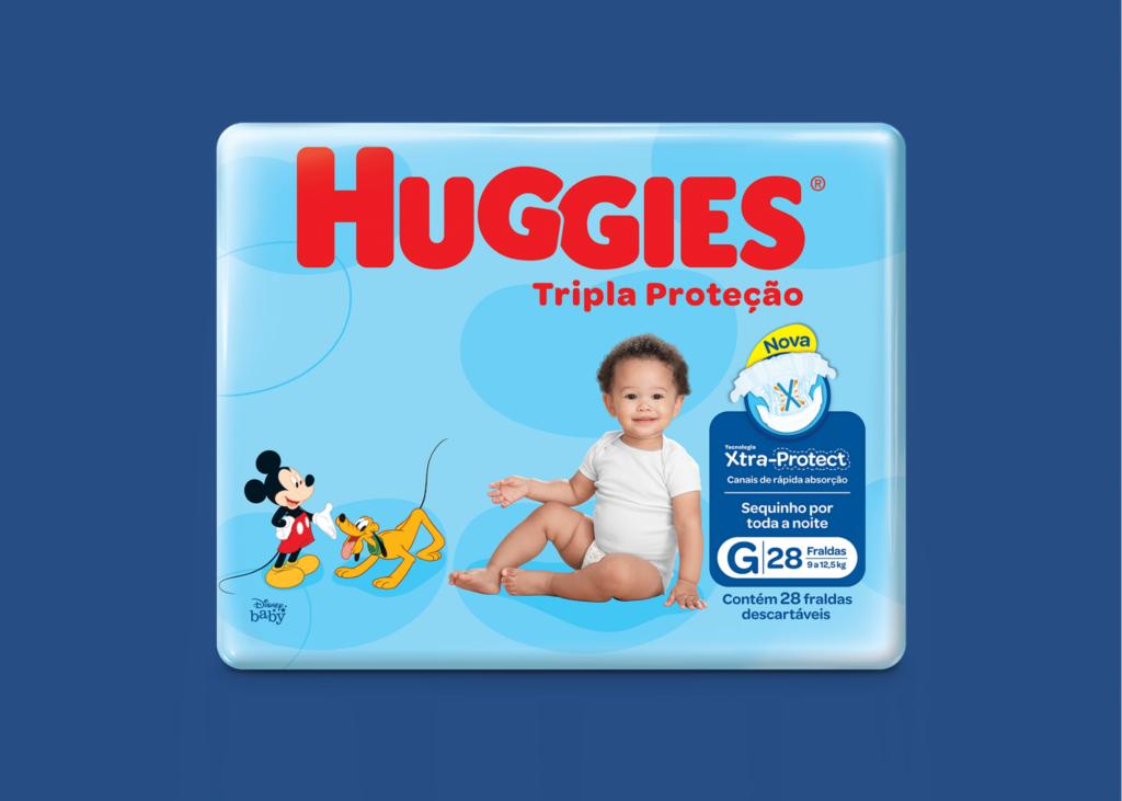 Huggies Tripla Proteção Xtra-Protect