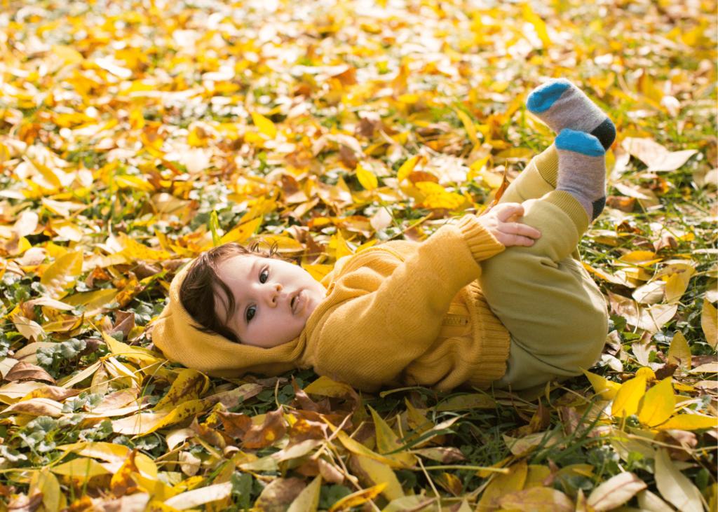 Outono: conheça os cuidados necessários com o bebê nesta estação