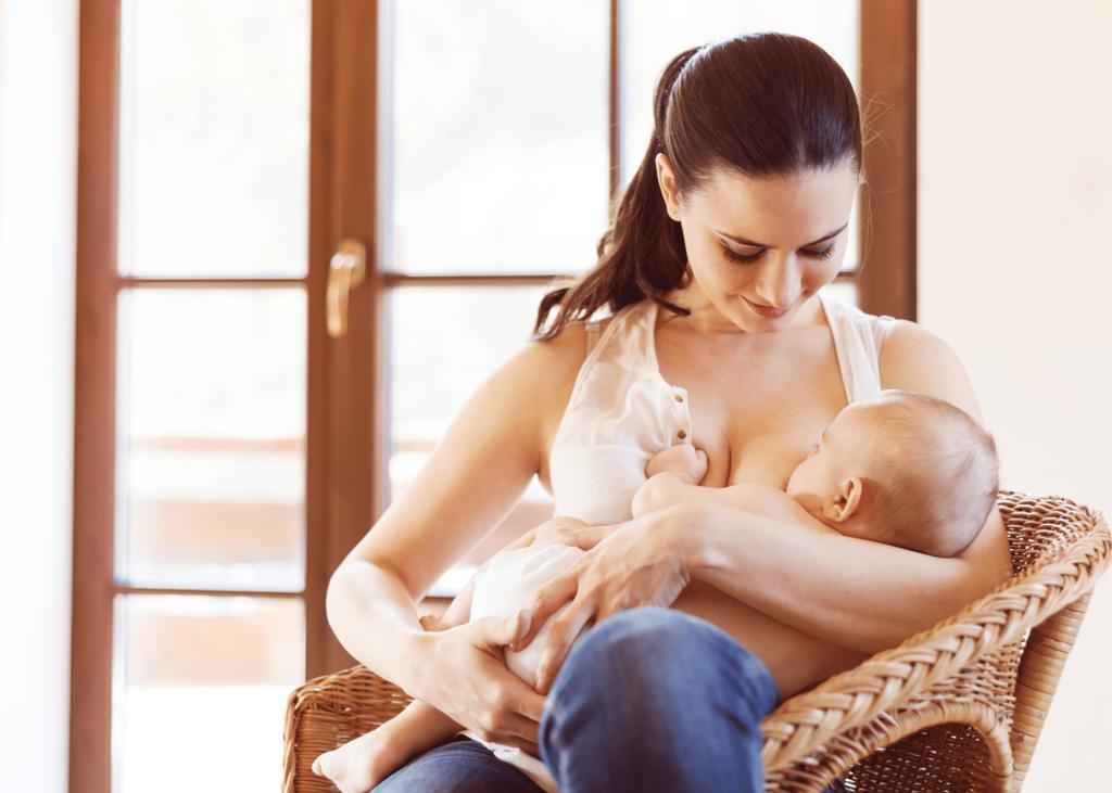 31% das brasileiras não conseguiram amamentar seus filhos exclusivamente por 6 meses