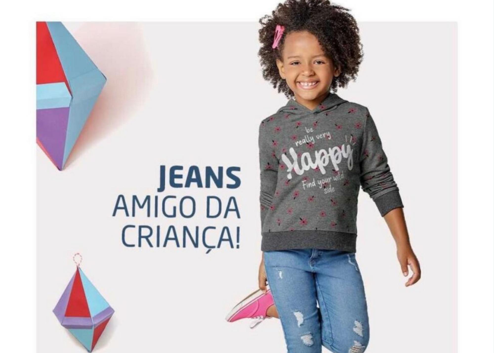 Malwee Kids lança Jeans Amigo da Criança