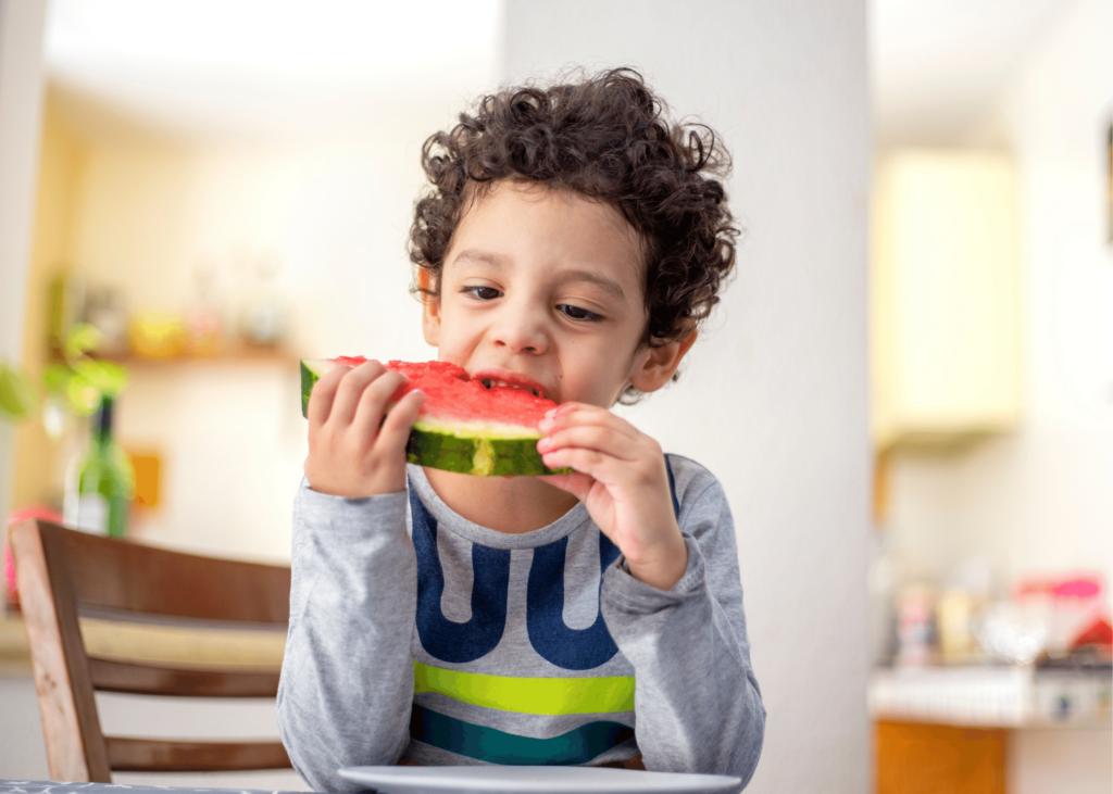 7 alimentos nutritivos que são bem aceitos pelas crianças